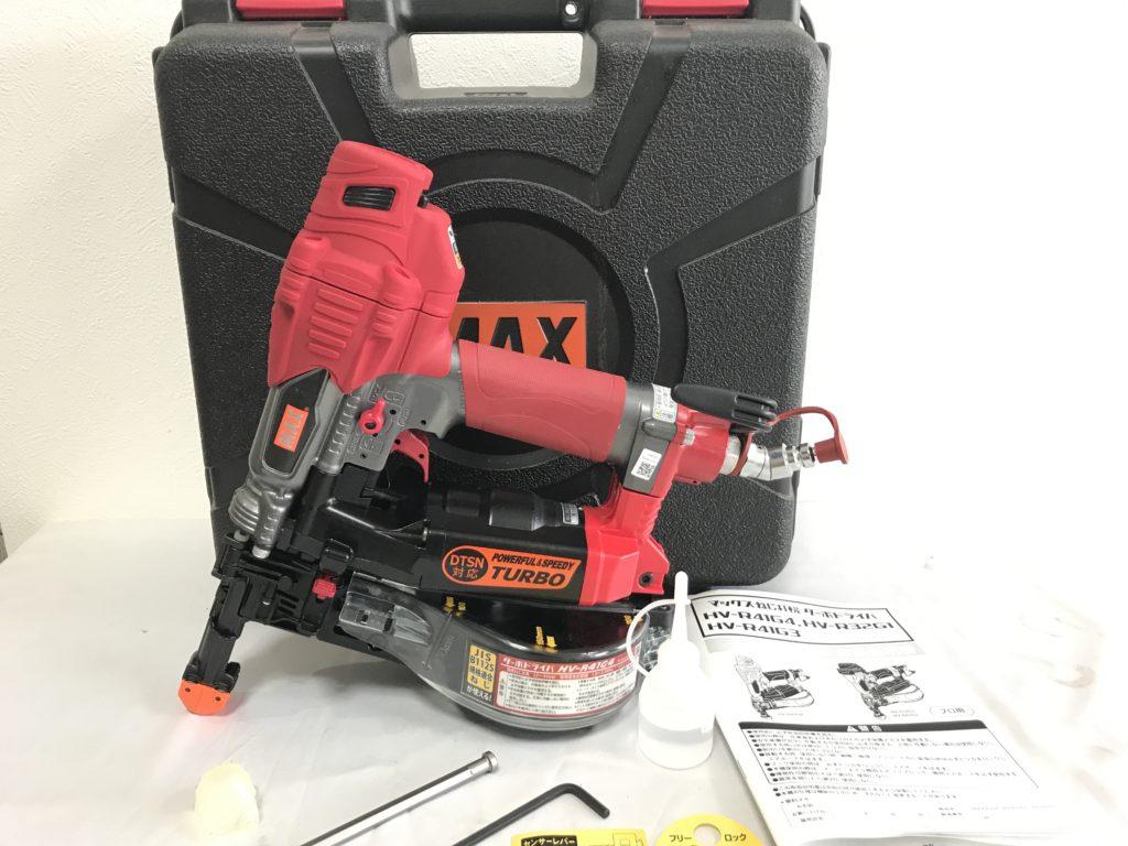 MAX 電動ねじ打ち機HV-R41G4