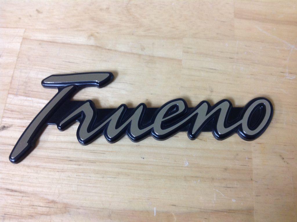 トレノ 86 当時物 エンブレム