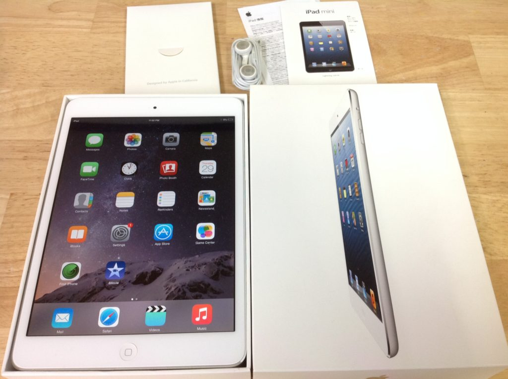 iPad mini 32GB Wi-Fi MD532J/A A1432