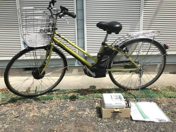 パナソニック 電動アシスト自転車 VIVIチャージWT