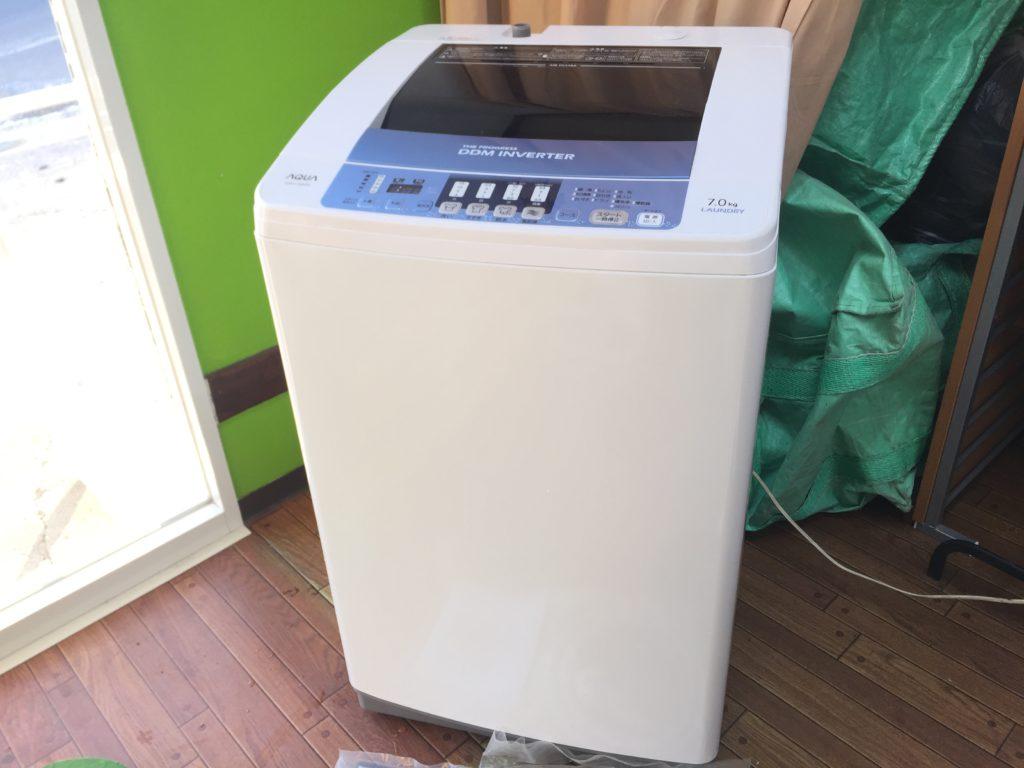 アクア AQUA 洗濯機
