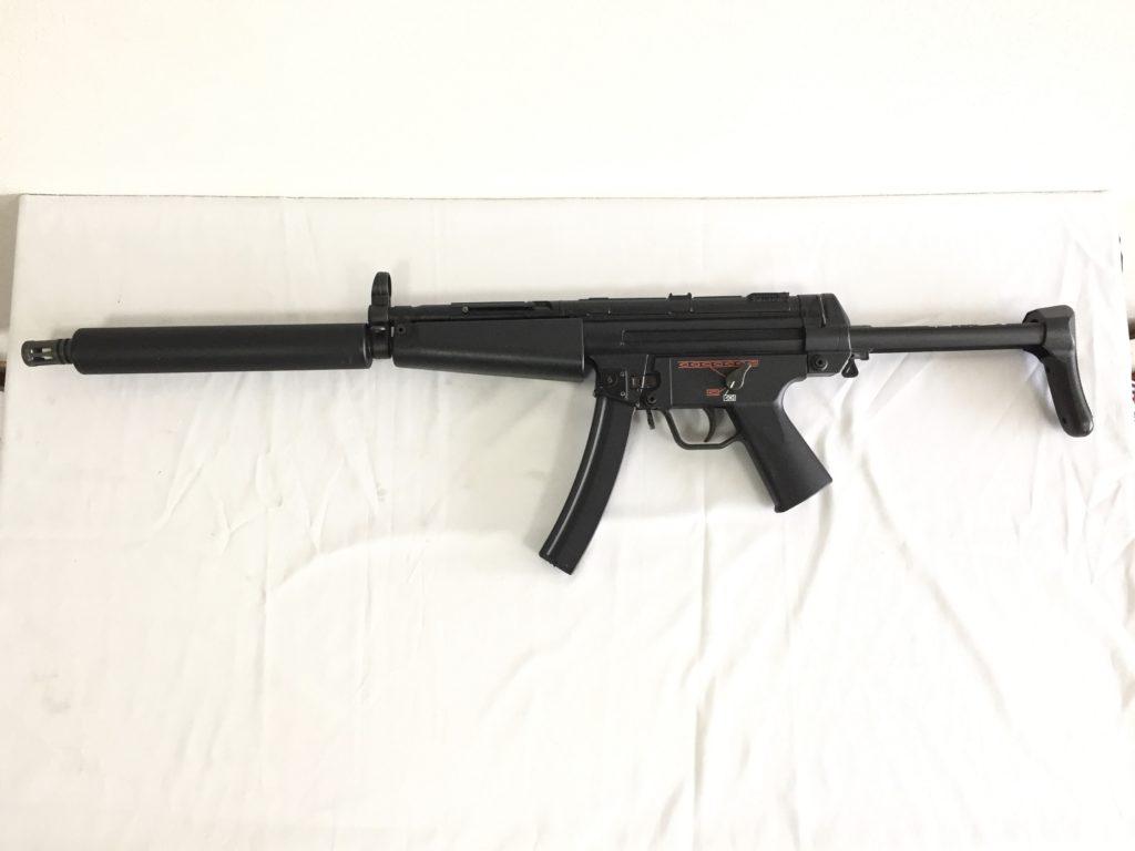東京マルイ HK MP5 電動ガン