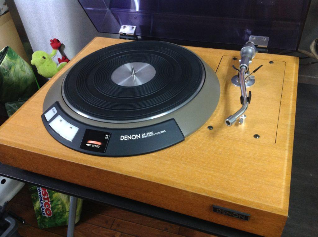 DENON DP-3000