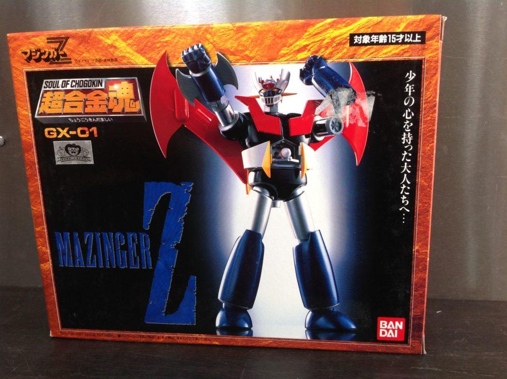 バンダイ 超合金魂 マジンガーZ GX-01